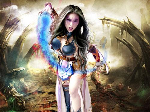 """""""Mãn nhãn"""" với cosplay của Thương Khung Chi Nộ 3"""