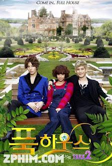 Ngôi Nhà Hạnh Phúc 2 - Full House Take 2 (2012) Poster