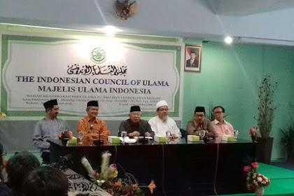 Penuhi Undangan Presiden, di Depan Jokowi MUI Tak Akan Gentar Sebut Ahok Penista Agama