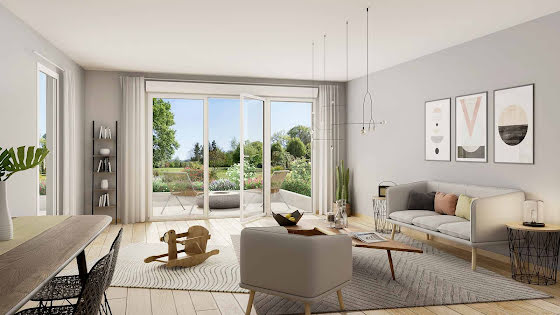 Vente appartement 3 pièces 62,77 m2