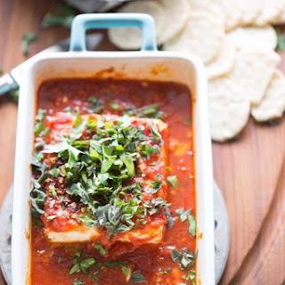 Baked Feta Cheese Dip