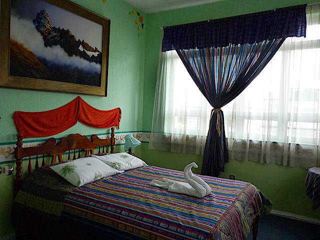 Folklore Hotel Canoa room