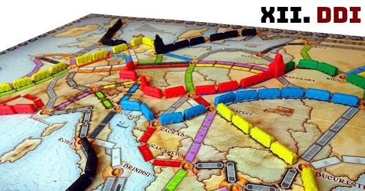XII. Dan društvenih igara
