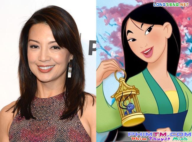 Disney sẽ chọn diễn viên Trung Quốc vào vai Hoa Mộc Lan - Ảnh 4.