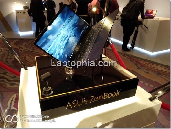 Harga dan Spesifikasi Asus Zenbook 3 Deluxe UX490UA