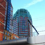 dutch architecture in Den Haag, Zuid Holland, Netherlands