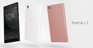 Sony bất ngờ giới thiệu Xperia L1 với mức giá dễ chịu