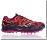 Saucony GTX trail running shoe