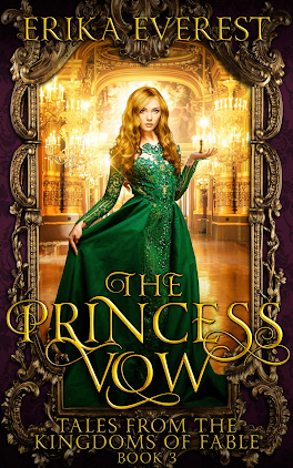 The Princess Vow by Erika Everest