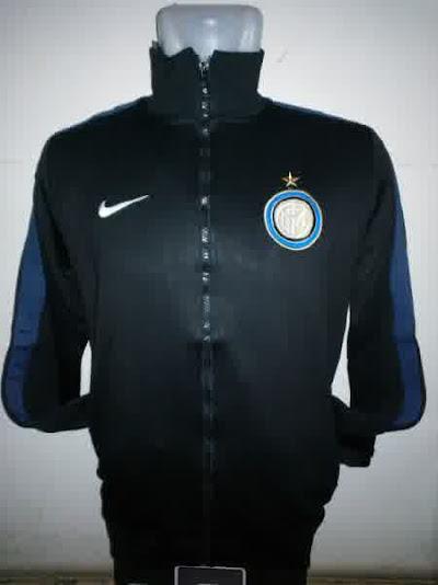 Jual Jaket Inter Milan Warna Hitam Biru