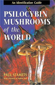 Cover of Paul Stamets's Book Psilocybin Mushrooms Of The World