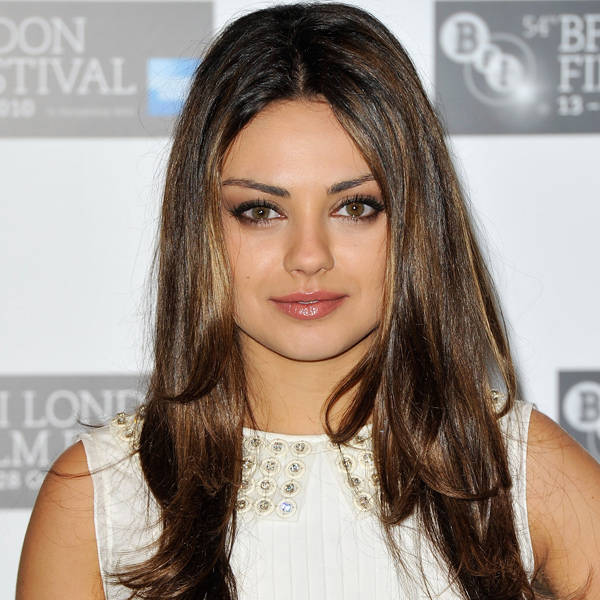 Mila Kunis: Dainty lass Mila Kunis, who made Natalie Portman crazy in Black Swan, has been voted as the sexiest women alive by Esquire magazine and is also the face of Christian Dior's Spring fashion line.