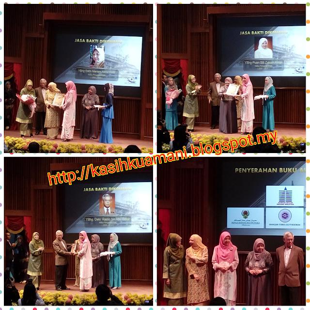 Sambutan Perpustakaan Negara Malaysia @ 50 Tahun