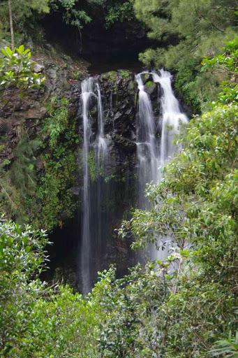 Cascade de la Fouillée.