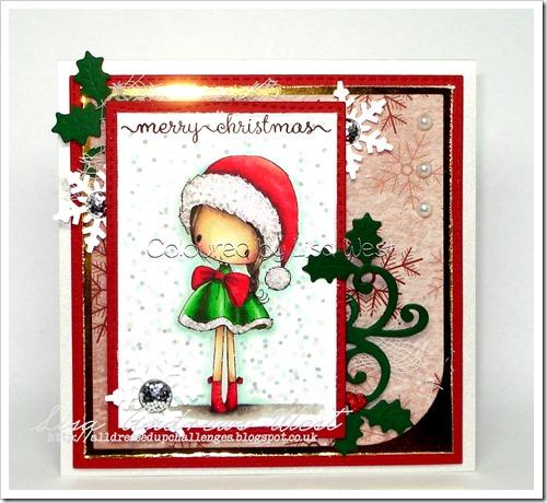 A Little Christmas Girl (2)