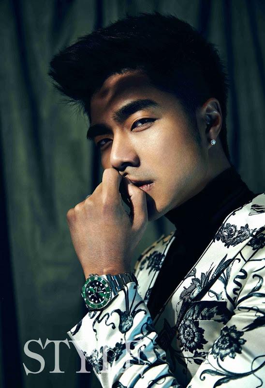 Yuan Chengjie China Actor