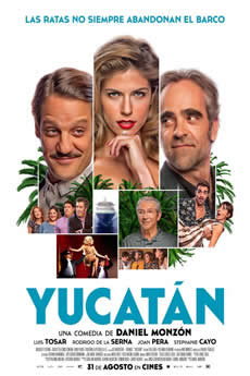 Capa Yucatán (2019) Dublado Torrent