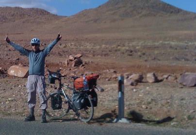 Chris: Jubler in der Bergwüste