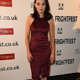 OIC - ENTSIMAGES.COM - Elva Trill  attends Britain's premier horror and fantasy film festival. Cherry Tree opens this year's festival while Tales of Halloween closes it at the View West End in London on the 27th August 2015. Photo Mobis Photos/OIC 0203 174 1069