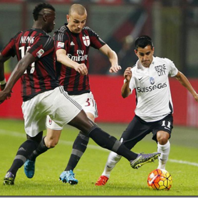 Nhận định AC Milan vs Atalanta luc 00h00 ngày 18/12