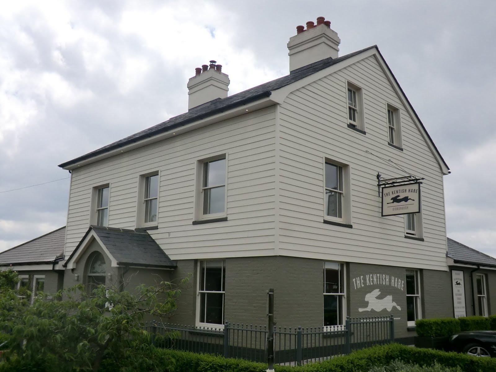 CIMG8591 The Kentish Hare, Bidborough