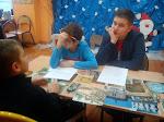 Wizyta uczniów kl. 6 SP w bibliotece im. Marii Skłodowskiej-Curie w Policach 18.12.2014 r.