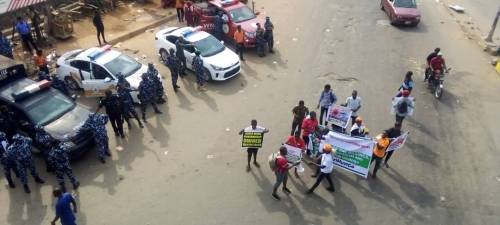 JUNE 12: We're Ready To Die – Protesters Confront Police In Oyo