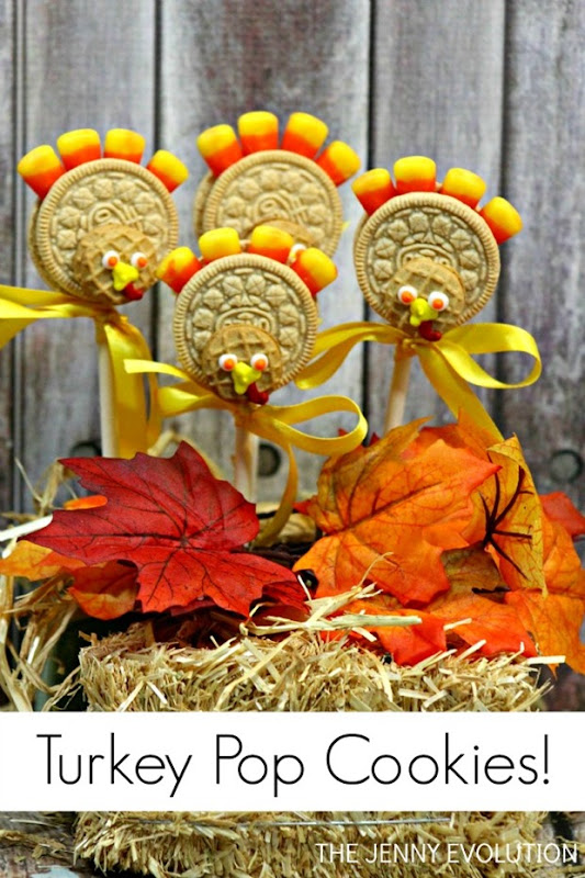 Your-kids-are-going-to-FLIP-over-this-Thanksgiving-Turkey-Cookie-Pops-Tutorial