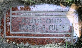 Copy of MILNE_Joseph_headstone_WoodlawnCem_DetroitMich