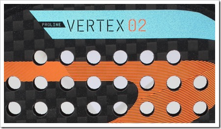La Vertex-2 18: un talismán para el Tiburón