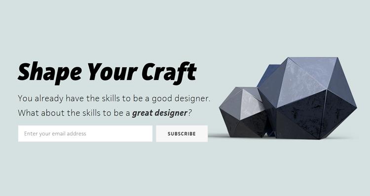 10 ejemplos de sitios web que combinan texturas perfectamente