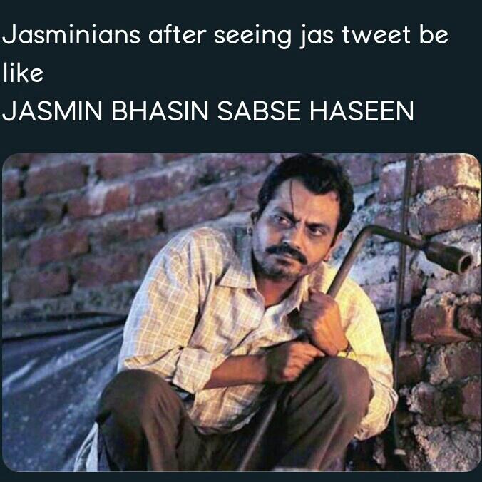Jasmin Bhasin Sabse Haseen Memes | Jasmin Bhasin Badi Hasin Trending on Twitter