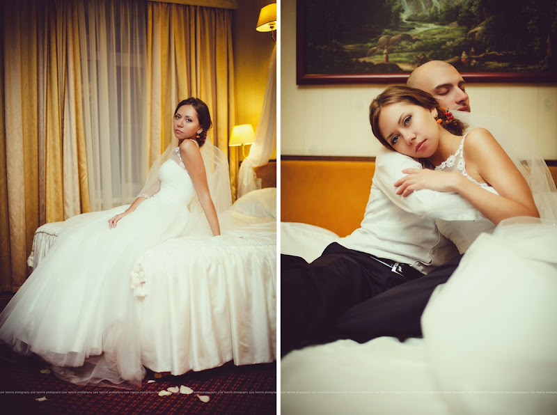 Креативный фотограф на свадьбу