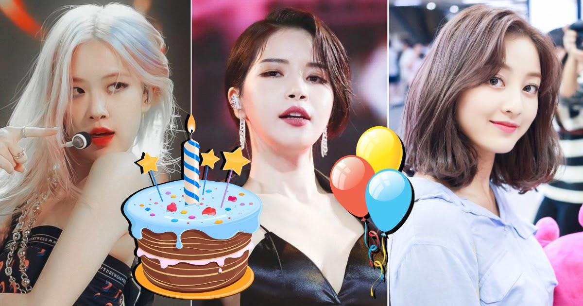 20 Female K Pop Idol Birthdays In February That Prove It S A Beautiful Month Koreaboo
