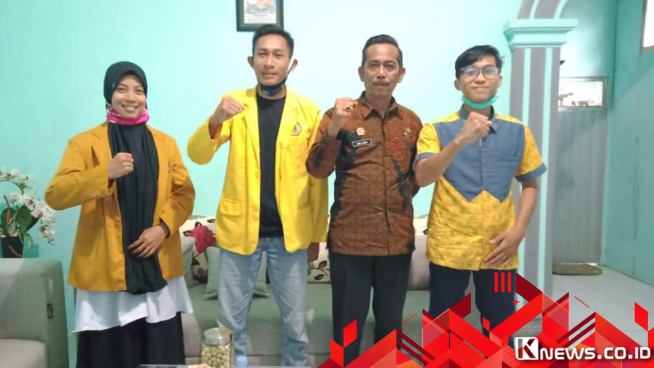 PD IPM Sinjai Silaturahmi di Kantor Disdik, Andi Jefrianto : Kembalikan Marwah IPM