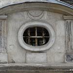 Hôtel du Croissant : porte est (détail)