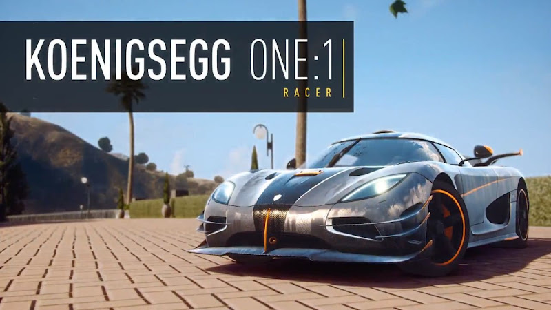 Koenigsegg One:1 Most Expensive Car