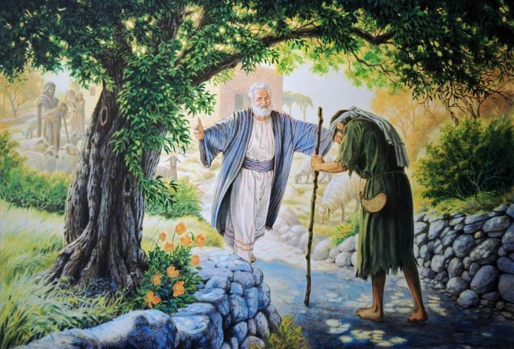 Đi một đoạn đường với Chúa