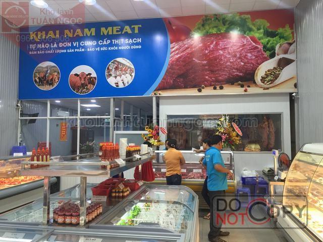 Kho lạnh thịt bò Khải Nam