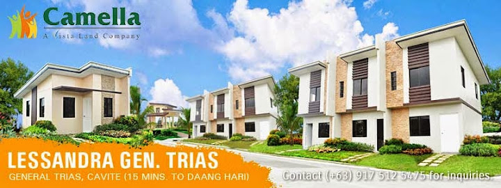 Community Overview - Lessandra Gen. Trias | House and Lot for Sale in the Philippines