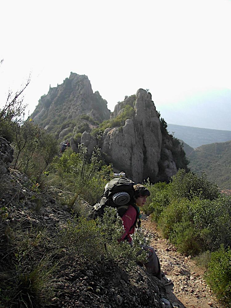Sortida Sant Salvador de les espasses 2006 - PICT2251.JPG