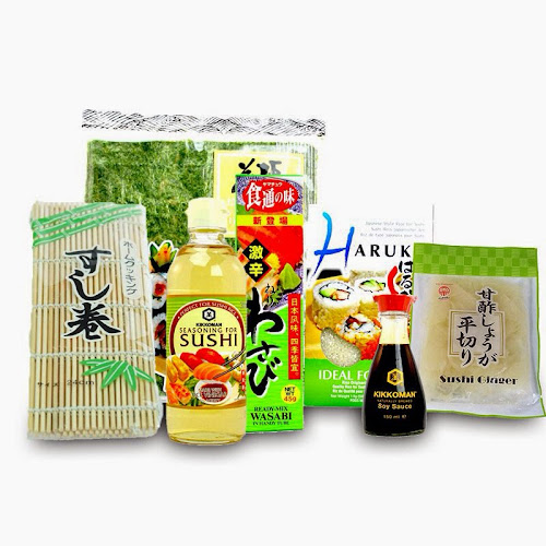 Kits para hacer sushi