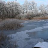 Winterse foto's Heeresmeer Nieuwe Pekela - Foto's Reind Nijboer