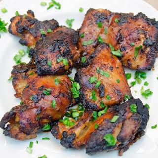 5 Ingredient Miso Soy Glazed Chicken.