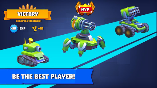 Tanks A Lot! - Realtime Multiplayer Battle Arena 1.30 screenshots 17