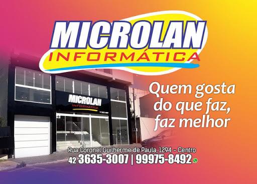 Laranjeiras do Sul:Pensou em games pensou Microlan Informática