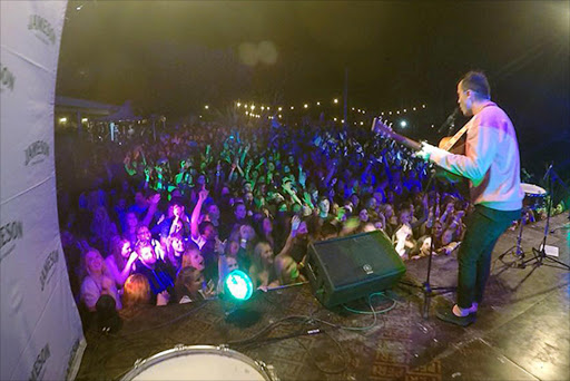 June.04.2017:The C-Club hosted its biggest event ever this Saturday when they hosted Matthew Mole. The event attended by more than 1400 people also saw local band Can of Worms and Jason Gladwin taking the stage. Picture: Dynamic Sounds