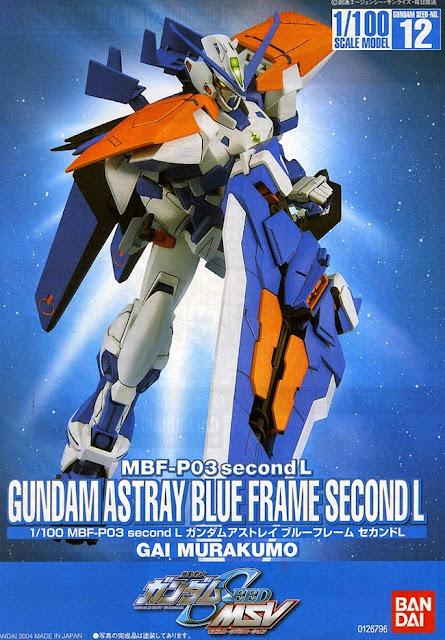 Lắp ghép mô hình Gundam HG Astray Blue - 4543112267962