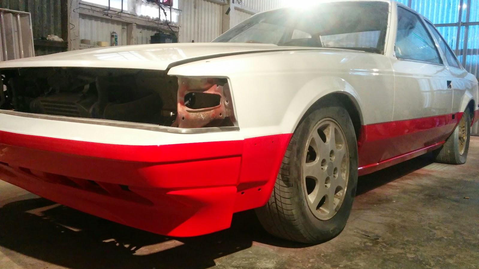 Rebuilding the MZ11, Picture Perfect | coFF33