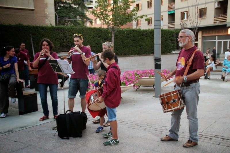 Festa infantil i taller balls tradicionals a Sant Llorenç  20-09-14 - IMG_4466.jpg